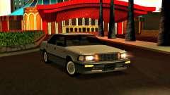 Toyota Crown Royal Saloon [HQ] para GTA San Andreas