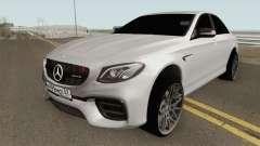 Mercedes-Benz E63S AMG para GTA San Andreas