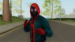 Marvel Future Fight Miles Into The Spider-Verse para GTA San Andreas