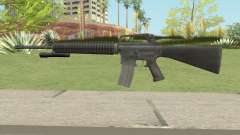 L4D1 M16A2 para GTA San Andreas