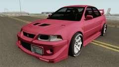 Mitsubishi Lancer Evolution VI GSR 1999 IVF para GTA San Andreas