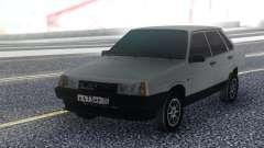 VAZ 21099 Sem pára-choques para GTA San Andreas