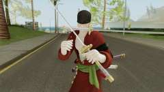 Roronoa Zoro V2 (One Piece Pirate Warrior 3) para GTA San Andreas