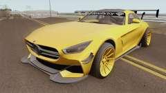 Benefactor Schlagen GT GTA V IVF HQ para GTA San Andreas