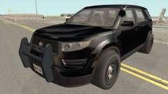 Vapid Police Cruiser Unmarked GTA V
