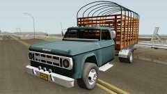 Dodge 300 MQ para GTA San Andreas