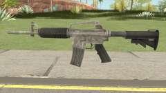 CS:GO M4A1 (Basilisk Skin) para GTA San Andreas