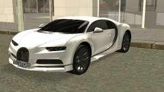 Bugatti Chiron Winter Edition