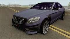 Mercedes-Benz B850 W222 para GTA San Andreas