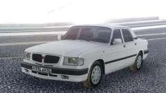 GAZ 3110 Volga modelo Antigo