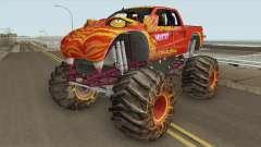 ROS Wild Beast para GTA San Andreas