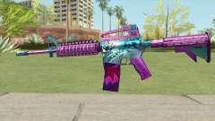SFPH Playpark (Ghost M4A1) para GTA San Andreas