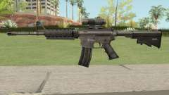 Insurgency MIC M4A1 Aimpoint para GTA San Andreas