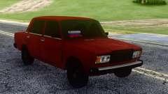 2107 Matizado para GTA San Andreas