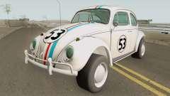 Volkswagen Herbie 1963 para GTA San Andreas