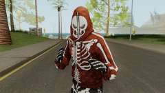 Special Force (SFPH) Skeleton Burglar para GTA San Andreas