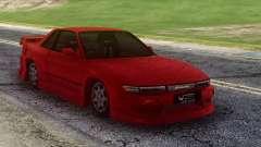 Nissan Silvia S14 Sport Red para GTA San Andreas