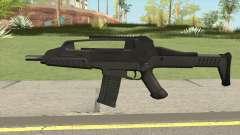 XM8 Compact V2 Black para GTA San Andreas