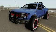 Ford Raptor BkSquadron para GTA San Andreas