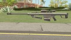 Barrett M82 Anti-Material Sniper V2 para GTA San Andreas