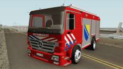 Mercedes Benz Actros Vatrogasci