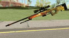 CSGO AWP Dragon Lore