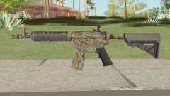 CS-GO M4A4 Modern Hunter para GTA San Andreas
