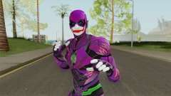 The Joker Flash para GTA San Andreas