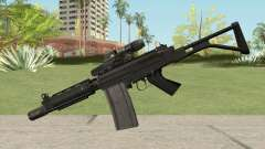 Tactical Assault Rifle para GTA San Andreas