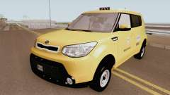 Kia Soul 2015 Taxi Colombiano