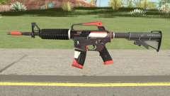 CS:GO M4A1 (Cyrex Skin) para GTA San Andreas