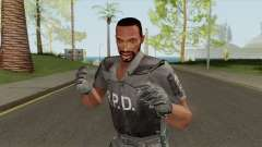 Carl Johnson HD (RPD) para GTA San Andreas