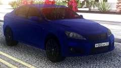 Lexus IS-F Stock para GTA San Andreas