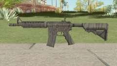 CS-GO M4A4 Faded Zebra para GTA San Andreas