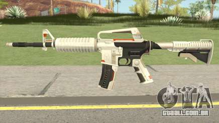 CS:GO M4A1 (Mecha Industries Skin) para GTA San Andreas