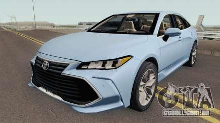 Toyota Avalon 2019 XLE High Quality para GTA San Andreas