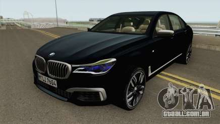 BMW M760LI G12 2018 German V1 para GTA San Andreas