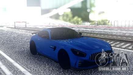 Mercedes-Benz GT Sport para GTA San Andreas