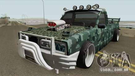 Mazda Full Tuning para GTA San Andreas