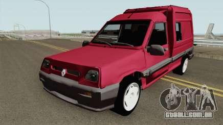 Renault Express MQ para GTA San Andreas