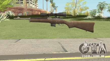 L4D1 Ruger Mini-14 Sniper para GTA San Andreas