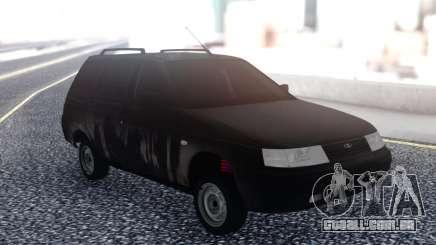 VAZ 2111 Sujo para GTA San Andreas