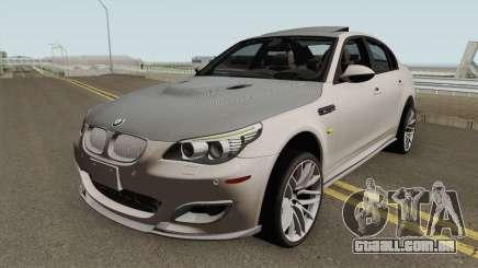 BMW M5 E60 PM para GTA San Andreas