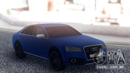 Audi S8 Sedan para GTA San Andreas