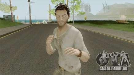 Nathan Drake From Uncharted 3 para GTA San Andreas