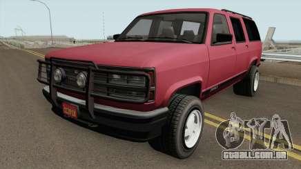 Declasse Granger 3500LX Retro Limited para GTA San Andreas