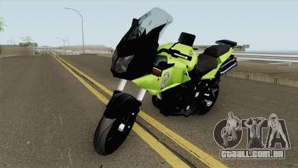 Suzuki V-Strom para GTA San Andreas