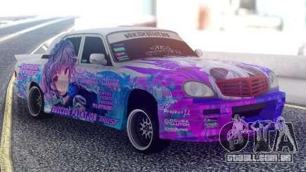 31105 GÁS Deriva para GTA San Andreas