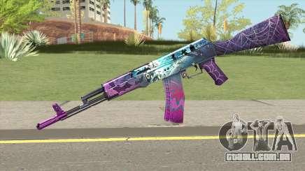 SFPH Playpark (Ghost AK47) para GTA San Andreas