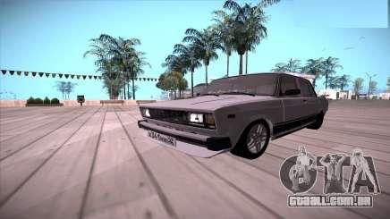 VAZ 2105 Tuning para GTA San Andreas